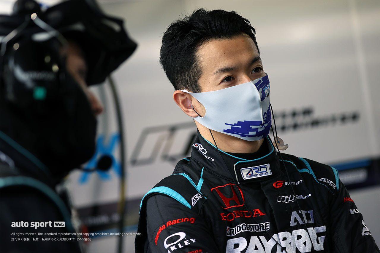 RAYBRIG NSX-GT  山本尚貴