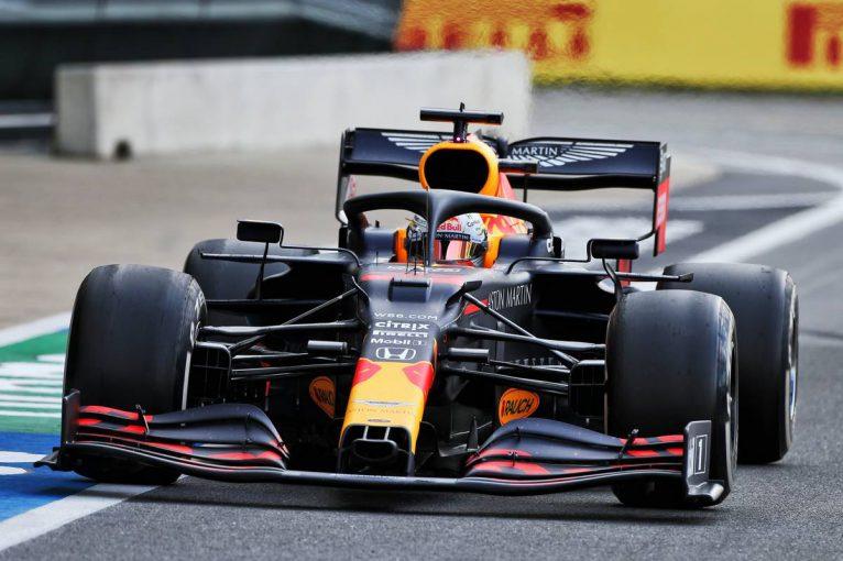 F1 | 【F1第4戦無線レビュー(3)】レース終盤に起きた波瀾にフェルスタッペンも驚き「だれがスロー走行しているって?」