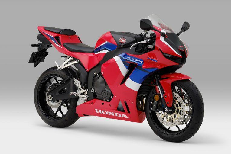 MotoGP | ホンダ、最新の電子制御と空力性能技術を採用した新型『CBR600RR』をホームページで先行公開