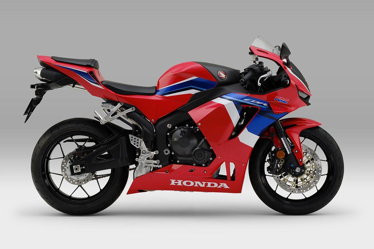 ホンダ、新型『CBR600RR』をホームページで先行公開