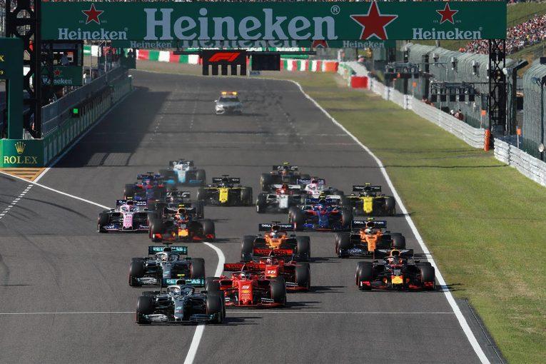 F1 | JAF日本自動車連盟が2021年のFIA国際スポーツカレンダー登録申請一覧を発表