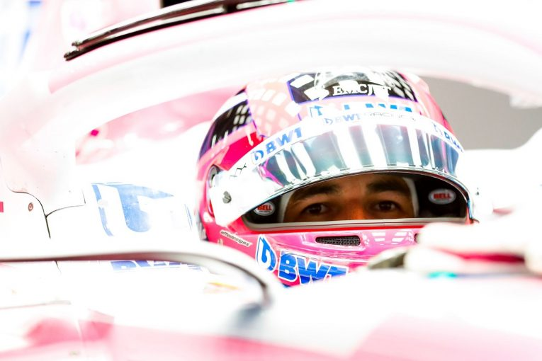 F1 | ペレス、コロナ隔離期間が終了しF1復帰の可能性高まる。確定までヒュルケンベルグが待機