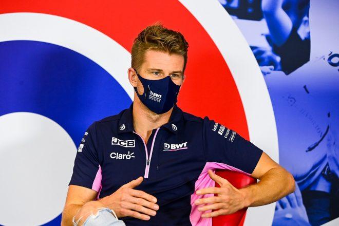 2020年F1第5戦70周年記念GP ニコ・ヒュルケンベルグ(レーシングポイント)