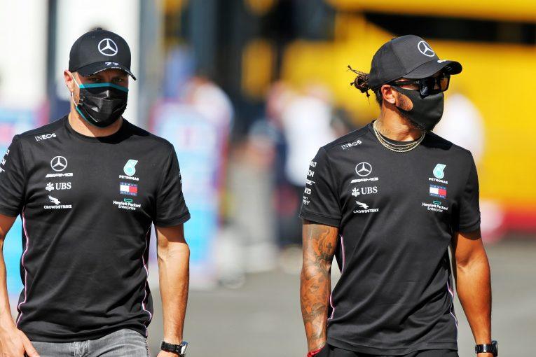 F1 | メルセデスF1、リザーブドライバー不在で第5戦に臨む。新規則でスーパーライセンスが発行されず