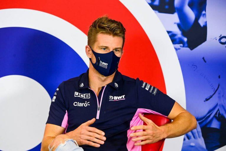 F1 | F1第5戦木曜会見(2):ヒュルケンベルグ、代役参戦は自身の去就にとってプラスに「将来の話をする人もいる」