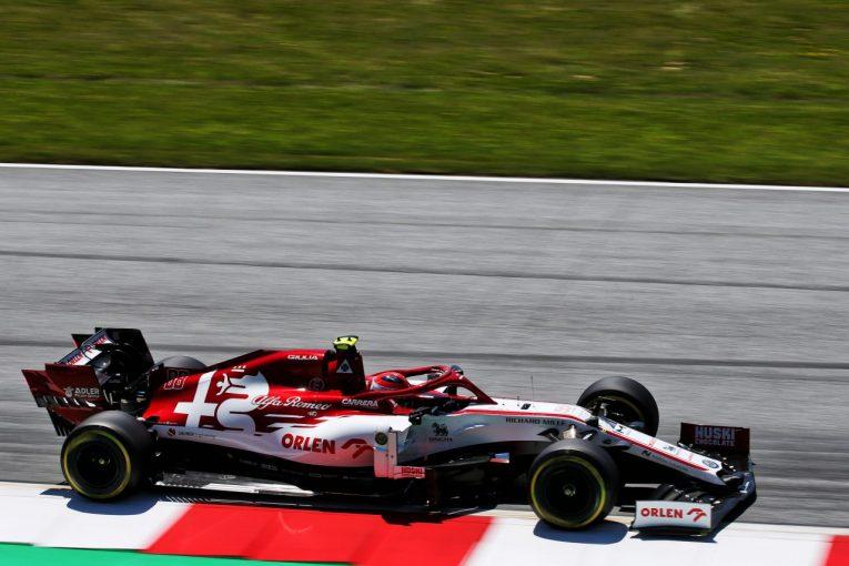 F1 | アルファロメオF1のクビサ、2020年3回目のフリー走行出場へ「マシン改善のため貢献したい」