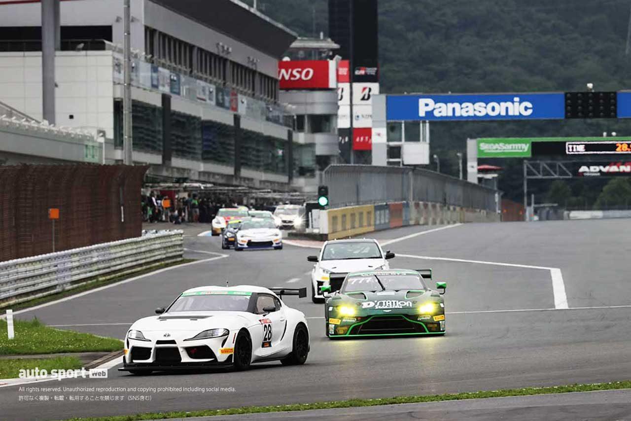3年目の富士24時間がやってくる! 見どころたっぷりのレースを現地で楽しもう