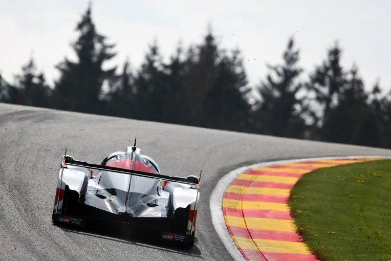 ル・マン/WEC | WEC:トヨタ、半年ぶりのシーズン再開となるスパでローダウンフォース仕様を初投入へ
