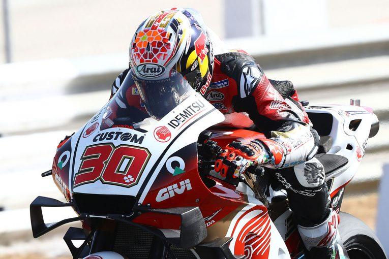 MotoGP   中上がトップタイム【タイム結果】2020MotoGP第4戦チェコGPフリー走行1回目