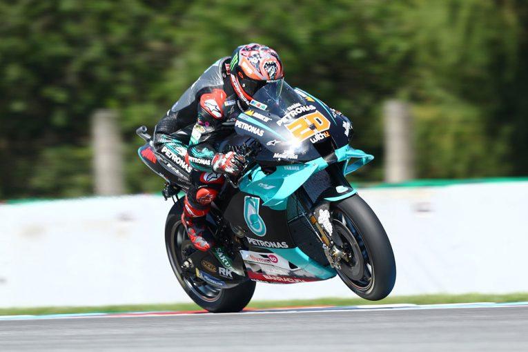 MotoGP   【タイム結果】2020MotoGP第4戦チェコGPフリー走行2回目