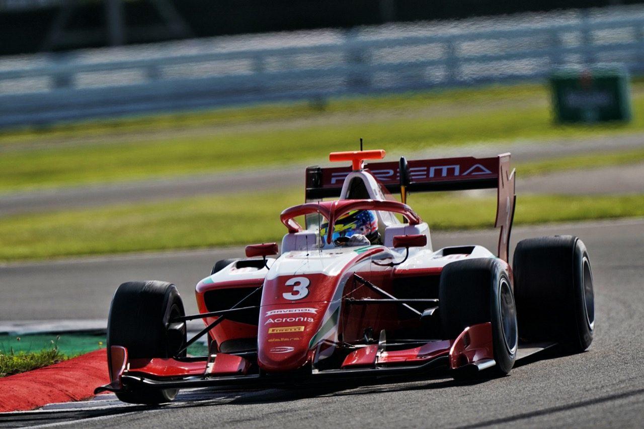 【順位結果】FIA-F3第5戦イギリス予選