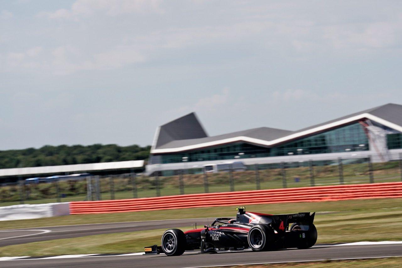 【順位結果】FIA-F2第5戦イギリス予選