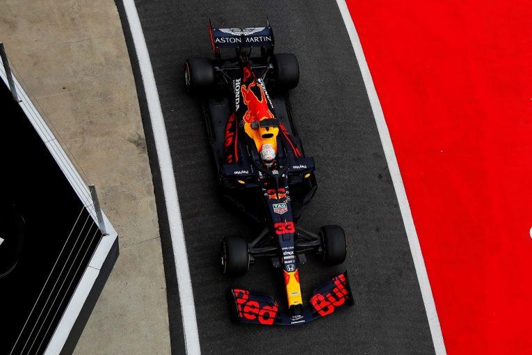 F1 | ホンダ、レッドブル勢に2基目のPUを投入「シーズン通しての使用戦略を考慮」と田辺TD【F1第5戦金曜】