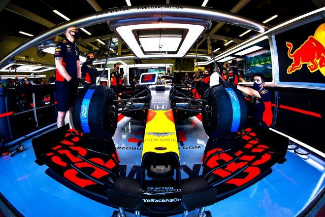 2020年F1第5戦70周年記念GP マックス・フェルスタッペン(レッドブル・ホンダ)