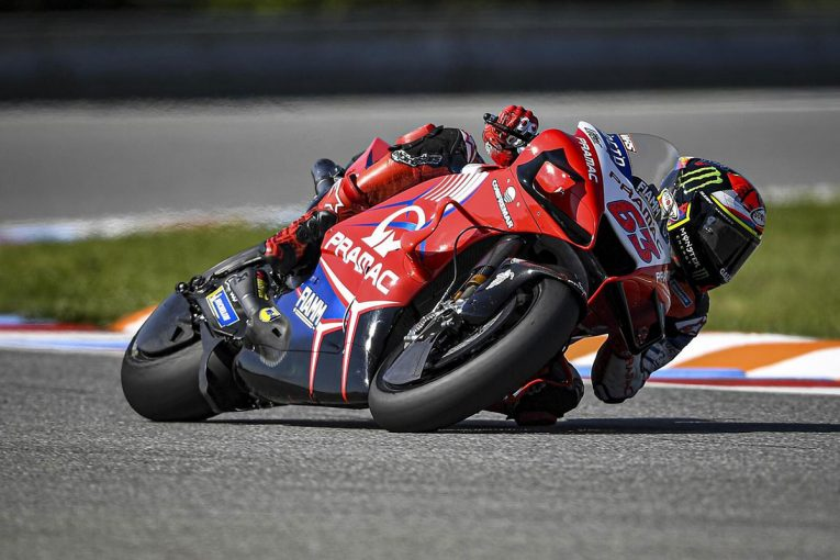 MotoGP | MotoGP:フリー走行1回目でクラッシュしたフランセスコ・バニャイアが第4戦チェコと第5戦オーストリアを欠場