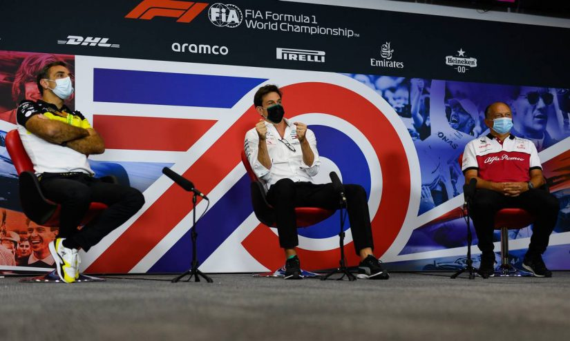 F1   【気になる一言(1)】レーシングポイントF1の違反裁定に納得いかず「これは技術的な問題だと思う」