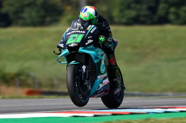 MotoGP   【タイム結果】2020MotoGP第4戦チェコGPフリー走行3回目
