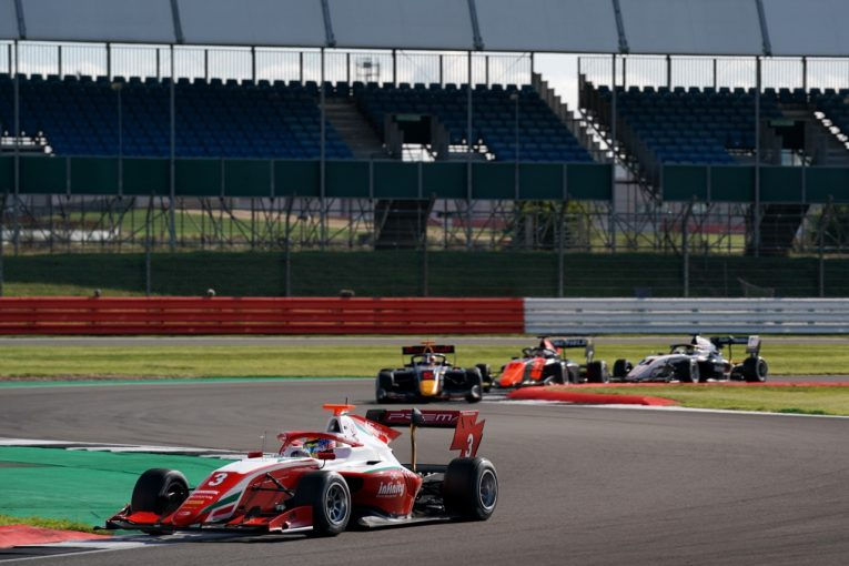 海外レース他   【順位結果】FIA-F3第5戦イギリス レース1