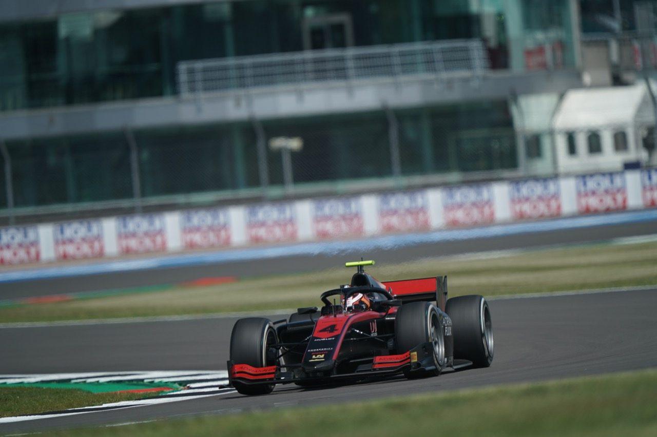 FIA-F2第5戦イギリス レース1:フェラーリ育成のアイロットが2勝目。角田裕毅が6位入賞