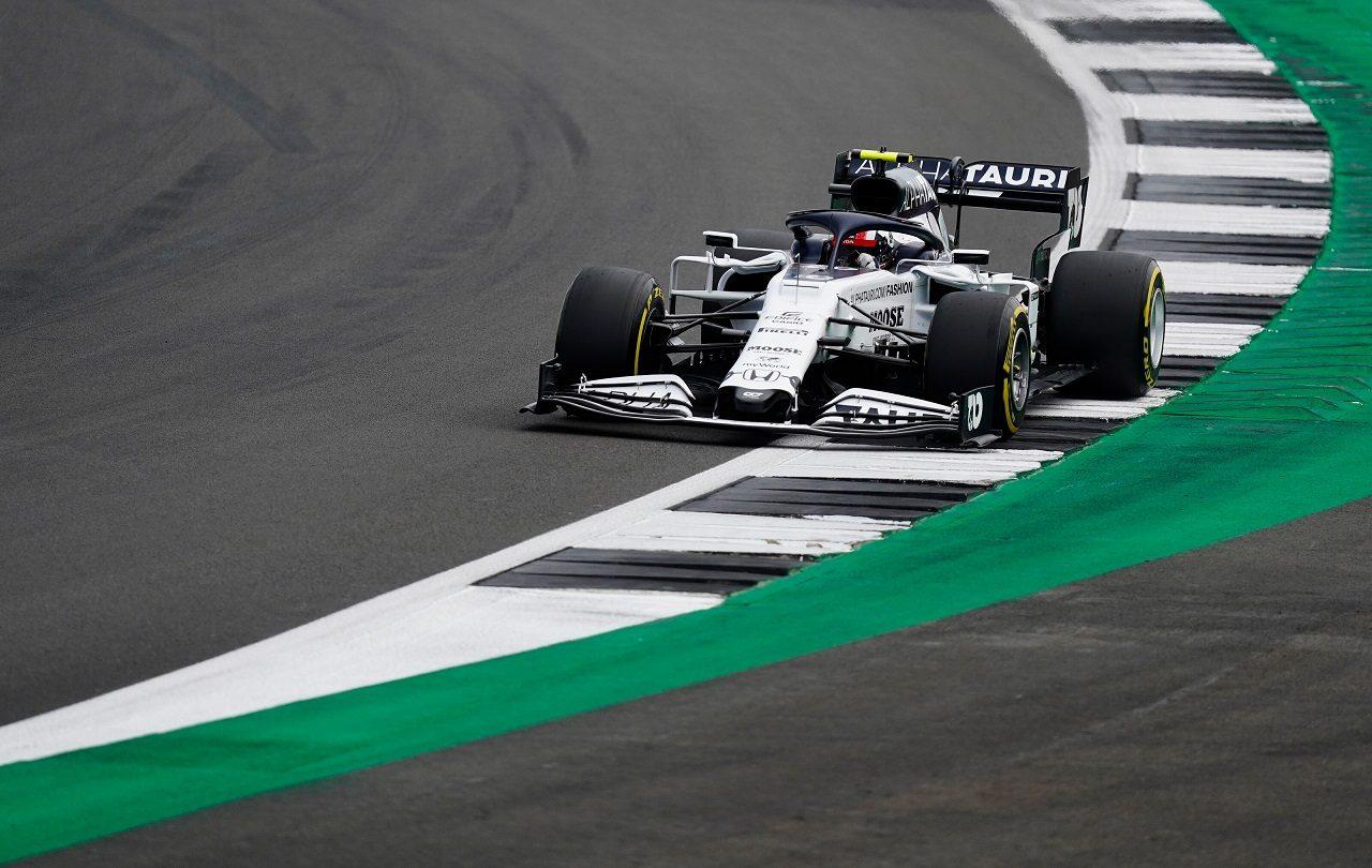 2020年F1第5戦70周年記念GP ピエール・ガスリー(アルファタウリ・ホンダ)