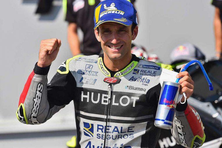 MotoGP   ドゥカティで初ポールのザルコ「ソフトタイヤの序盤を完ぺきに使うことが重要だった」/MotoGP第4戦予選トップ3コメント