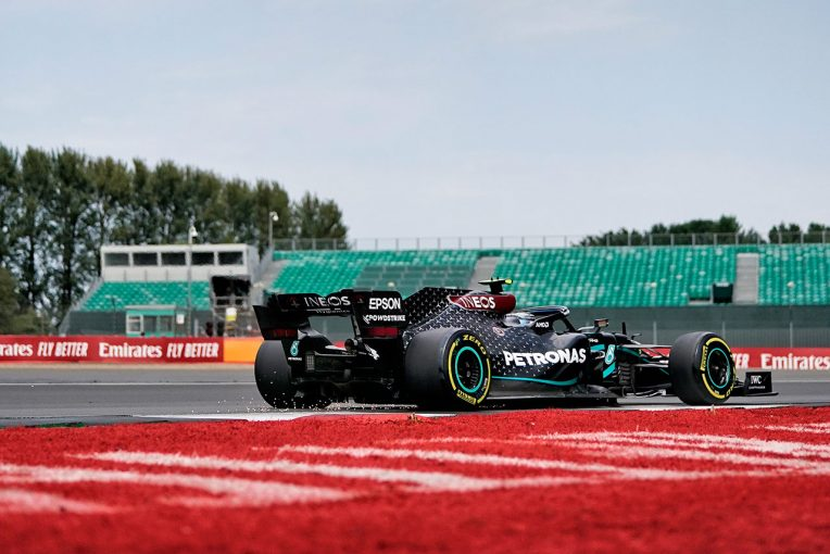 F1 | 【気になる一言】メルセデスとレッドブルの差は縮まらず。ボッタスは「予選モードより、タイヤの使い方が重要」