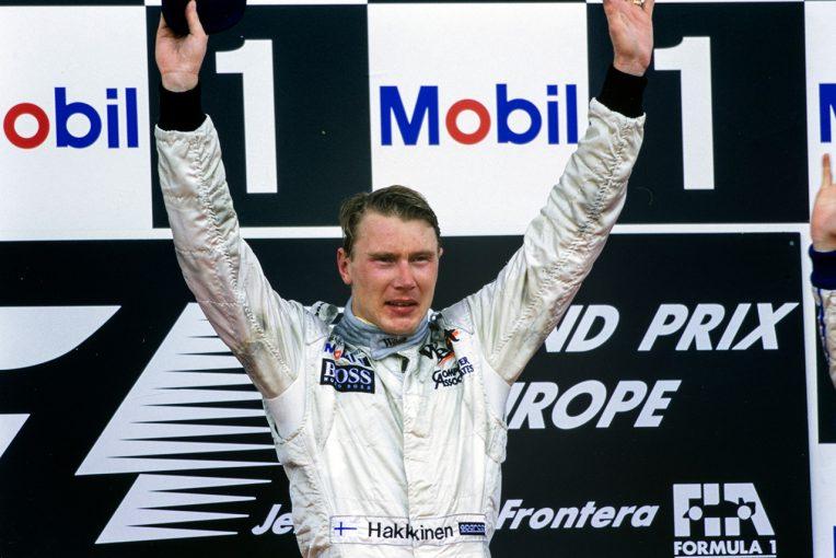 F1 | 【F1データ主義】マンセル&ハッキネンの初優勝、伝説を生んだセナ。名シーン豊富な『1カ国2開催』を振り返る