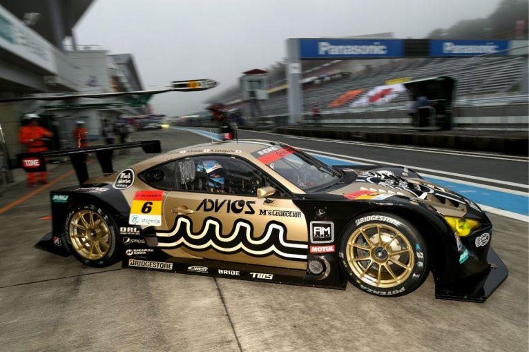 スーパーGT   ADVICS muta Racing INGING GT300 2020スーパーGT第2戦富士 予選レポート