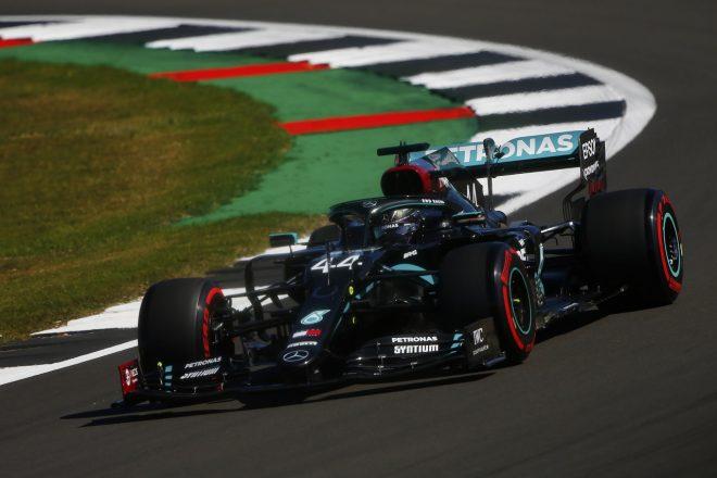 2020年F1第5戦70周年記念GP ルイス・ハミルトン(メルセデス)