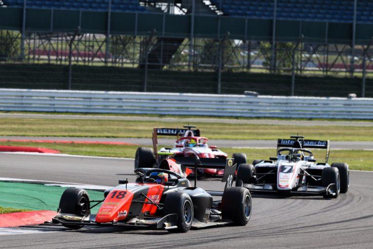海外レース他   【順位結果】FIA-F3第5戦イギリス レース2