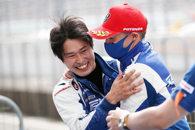 スーパーGT   ホンダ陣営の逆襲。KEIHINが独走でFR-NSXの初優勝を飾る【スーパーGT第2戦富士GT500クラス決勝】
