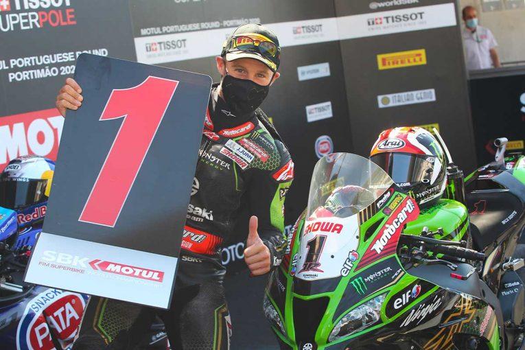 MotoGP | ジョナサン・レイ「最速ラップ、PP、3レース優勝という完璧な週末だった」/SBK第3戦ポルトガル