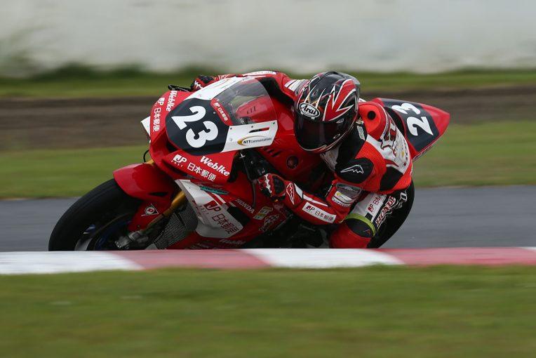 MotoGP | ホンダの高橋裕紀がポールポジションを獲得/全日本ロード第1戦SUGO ST1000予選