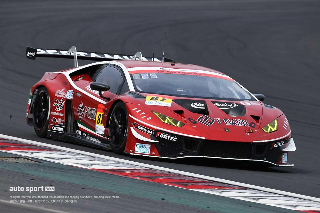 T-DASH ランボルギーニ GT3