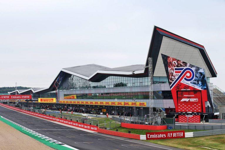 F1   ラッセルを妨害したオコンが3グリッド降格/F170周年記念GPグリッド