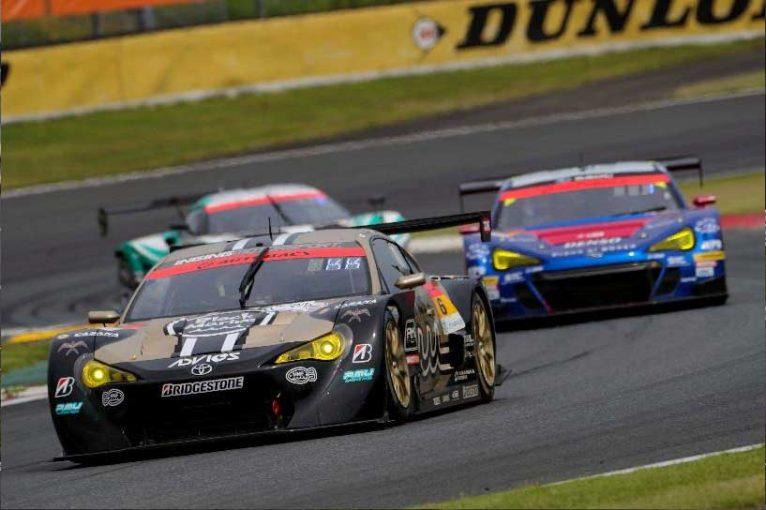 スーパーGT   ADVICS muta Racing INGING 2020スーパーGT第2戦富士 決勝レポート