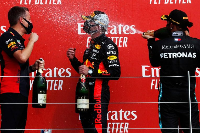 F1 | 【速報】レッドブル・ホンダのフェルスタッペンが今シーズン初優勝/F1第5戦70周年記念GP決勝