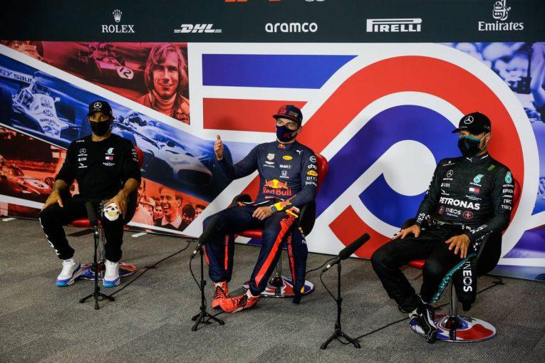 F1 | 【ポイントランキング】F1第5戦70周年記念GP終了時点