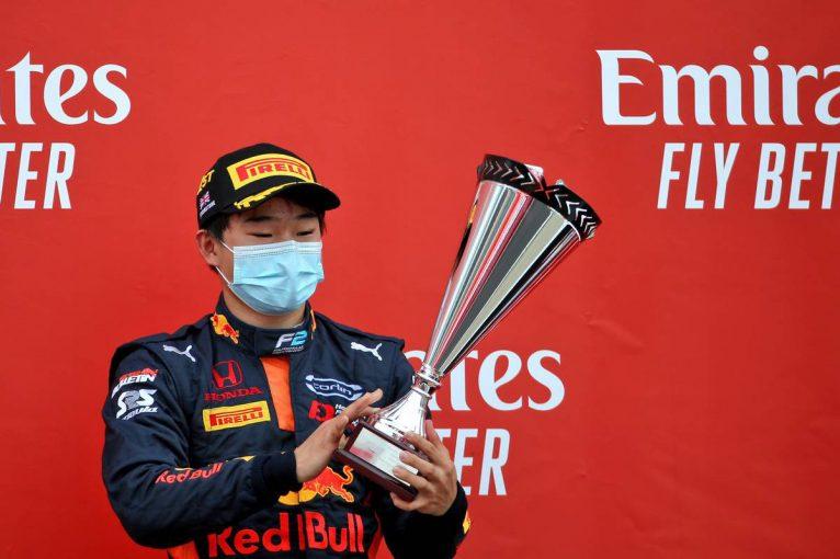 海外レース他   【動画】角田裕毅が逆転でシリーズ初優勝/FIA-F2第5戦イギリス ハイライト