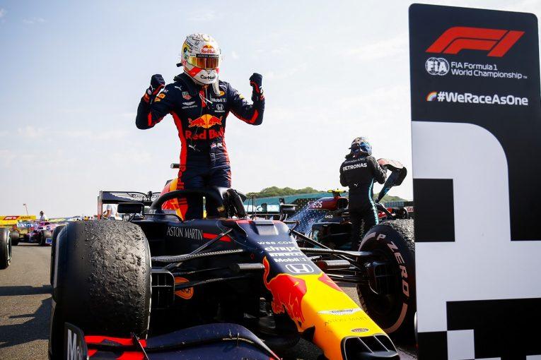 F1 | フェルスタッペン圧勝「おばあちゃんみたいな走りはお断り。攻めに行って勝利をつかんだ」レッドブル・ホンダ【F1第5戦】