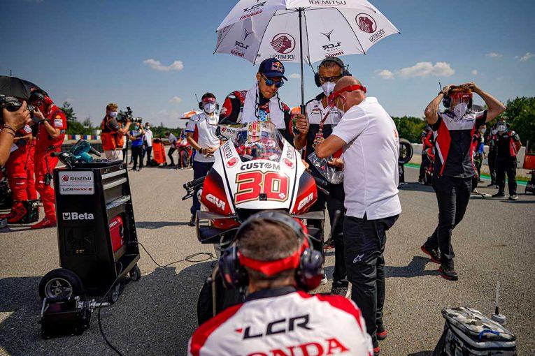 MotoGP | 中上「いいスタートが切れて序盤にリカバリーすることができた」/MotoGP第4戦チェコ決勝