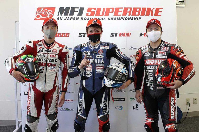 MotoGP | 野左根航汰「昨年のセッティングから方向性を変えたことがよかった」/全日本ロード第1戦SUGOレース2会見