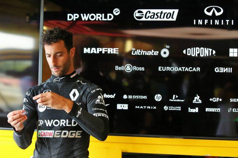 F1 | リカルド「ターン3でミスをしてスピン。あの時点で僕のレースは終わった」:ルノー F1第5戦決勝