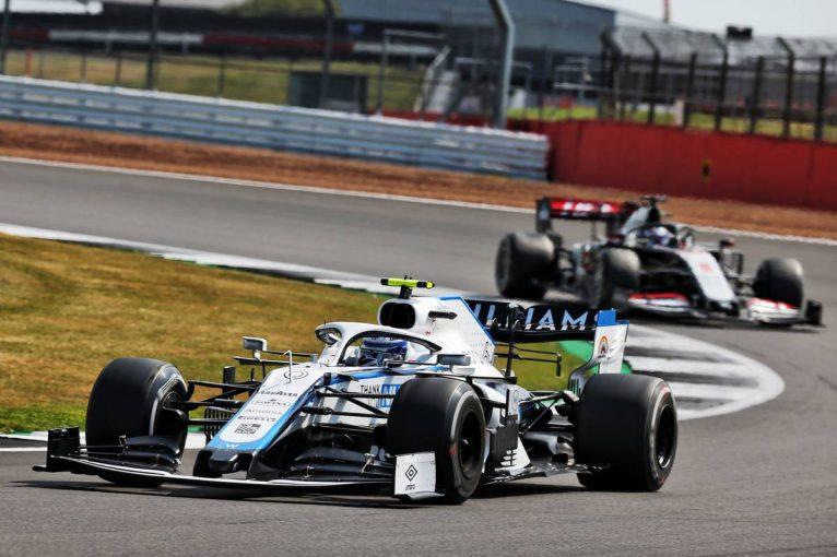 F1 | ラティフィ「クルマのフィーリングは文句なし。レースペースは良くてポジティブだ」:ウイリアムズ F1第5戦決勝