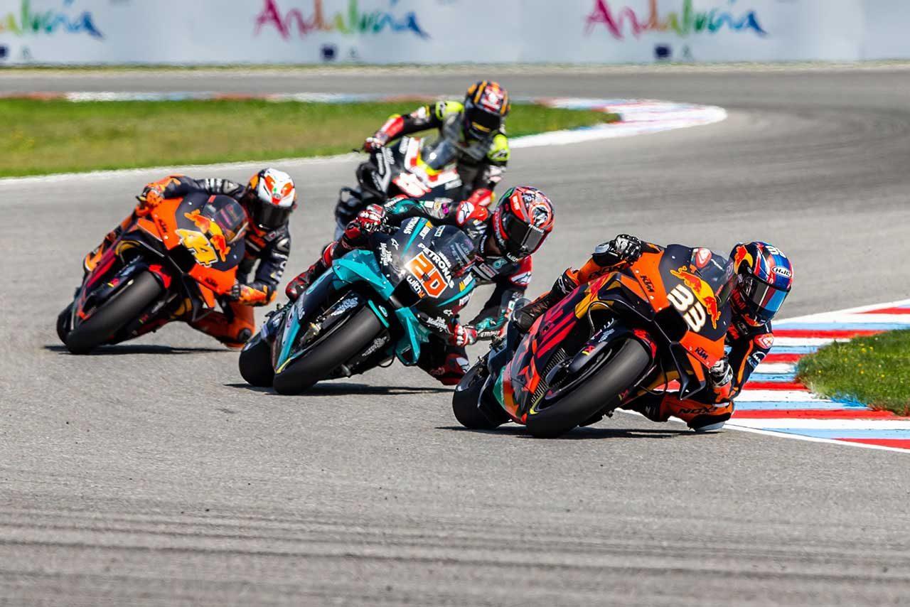 MotoGP第4戦:KTMに歓喜の優勝をもたらしたビンダー「FP3からバイクがとても安定した」