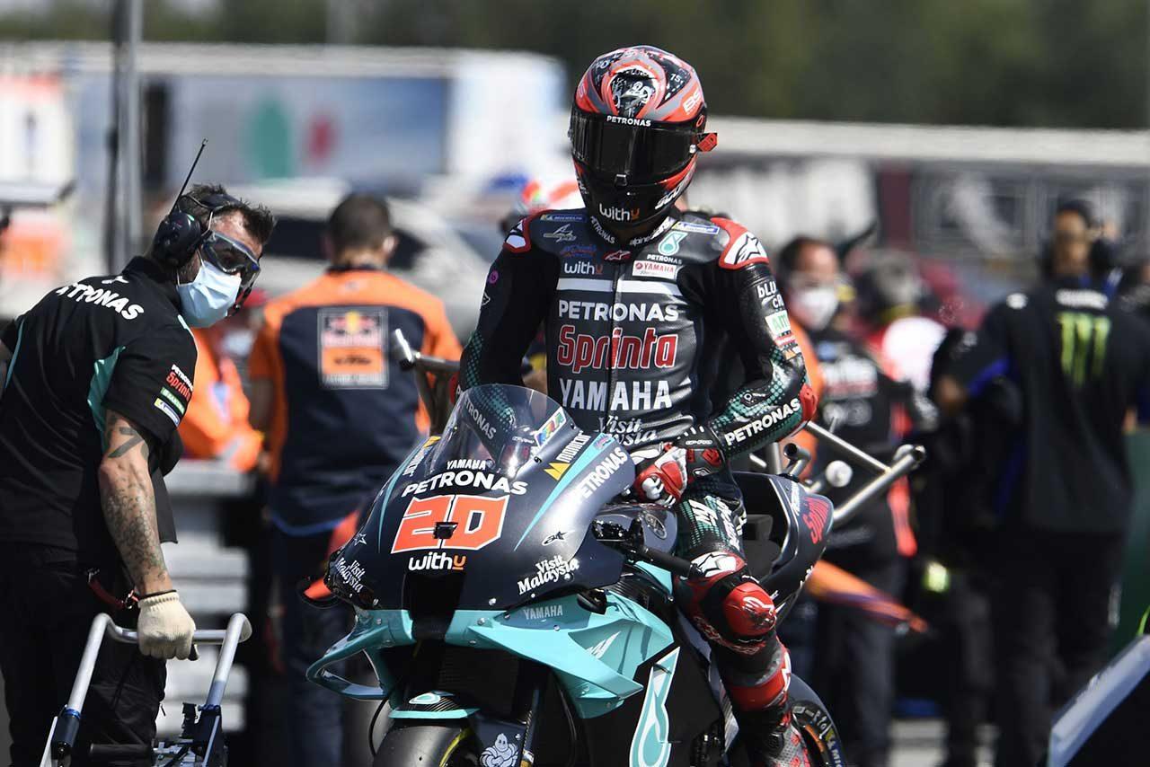 【レースフォーカス】ランキングトップ・クアルタラロ、苦悩のラップタイム差/MotoGP第4戦