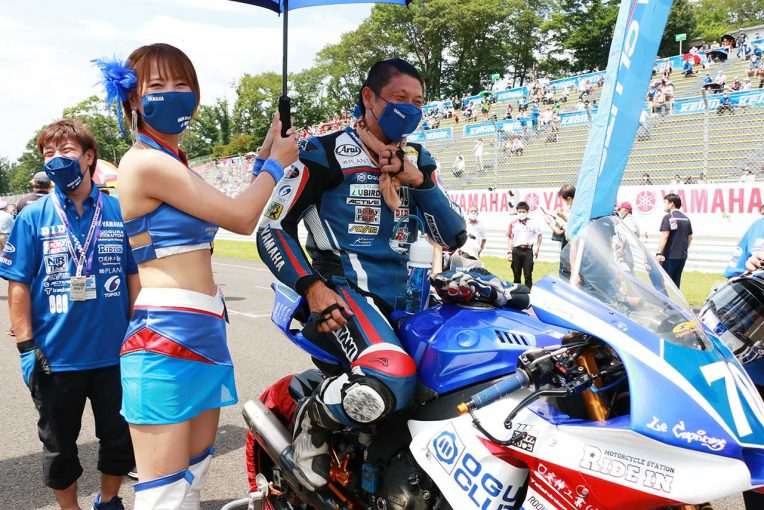 MotoGP | 岩﨑哲朗が全日本ロード第1戦SUGOのST1000決勝レース中でのクラッシュで亡くなる