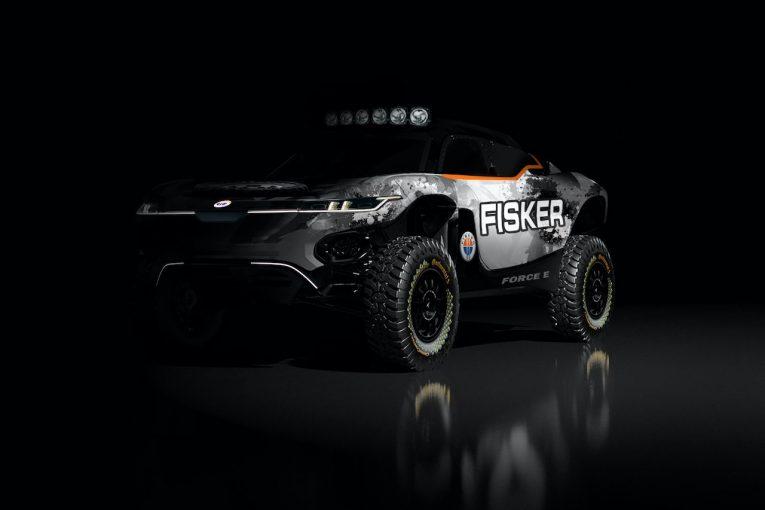 ラリー/WRC   エクストリームE:ピュアEVメーカー『フィスカー』がシリーズ公式パートナー就任へ