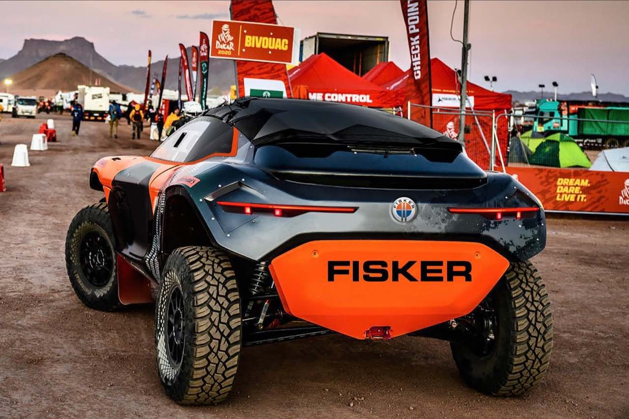 Extreme E:ピュアEVメーカー『フィスカー』がシリーズ公式パートナー就任へ