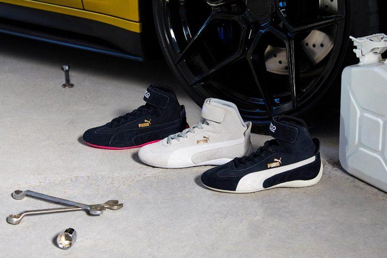 インフォメーション | モータースポーツ女子は要チェック。プーマ『スピードキャット・ミッド・スパルコ』8月中旬発売